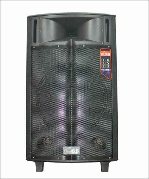 Bass Hunter Trolley Speaker-DP-12V