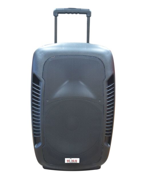 Bass Hunter Trolley Speaker FL-15A