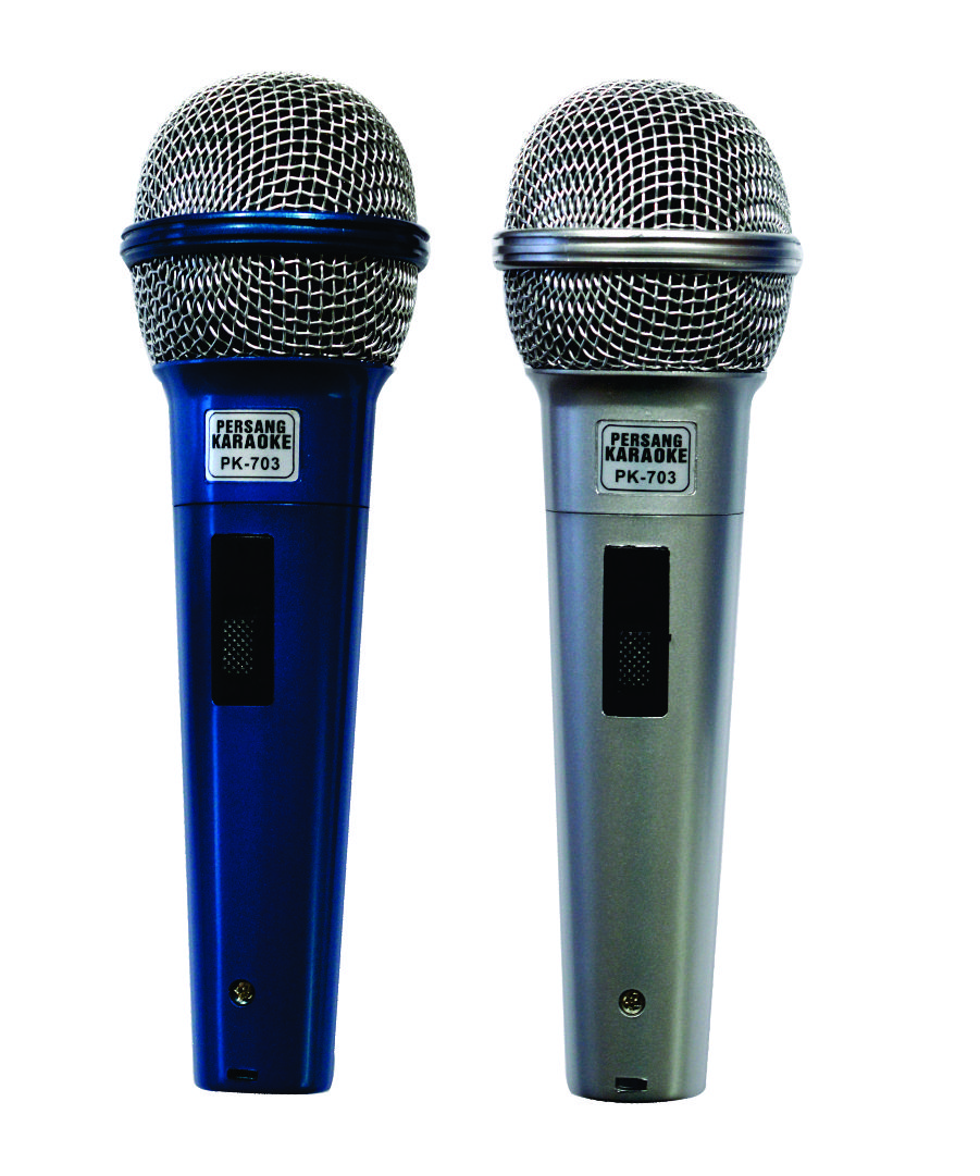 Dual Wired Microphone