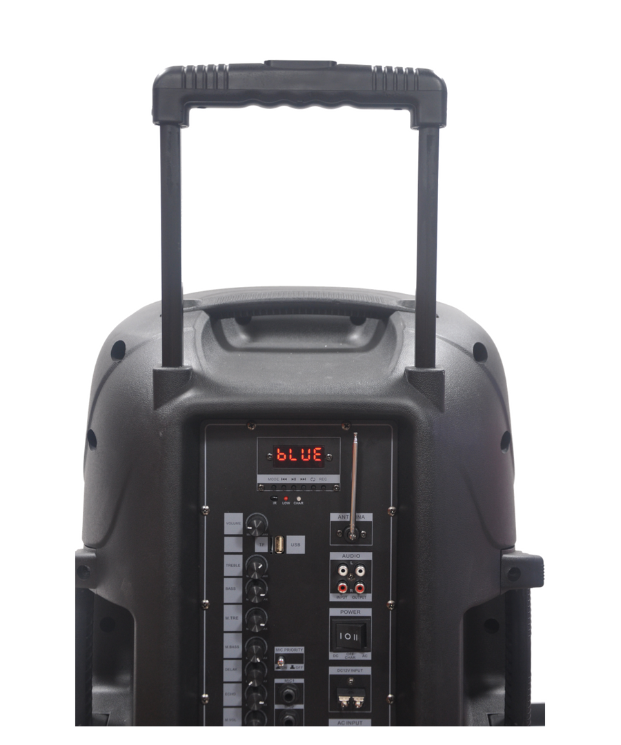 Bass Hunter Trolley Speaker BH-15AB